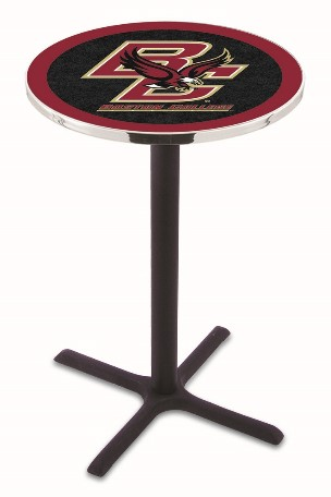 Logo pub tables quality bar stools counter stools pub tables and h5 l211 28 or 36 logo pub table black wrinkle only 36 or 42 high watchthetrailerfo